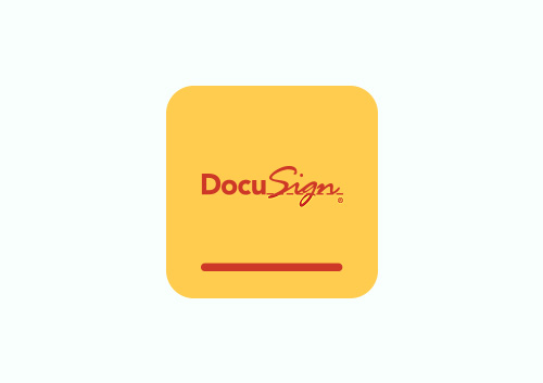 DocuSign App for iOS and Android