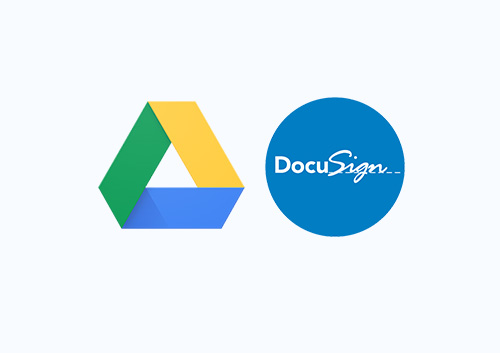 How to Use DocuSign for Google Drive