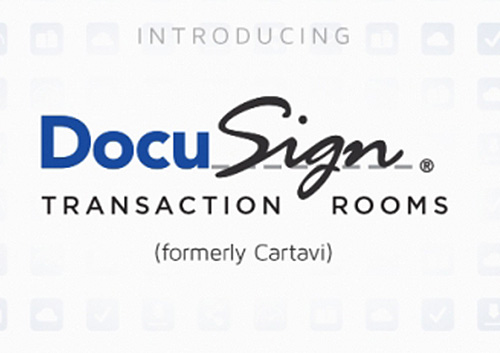 to Use DocuSign Transaction Room for Realtors