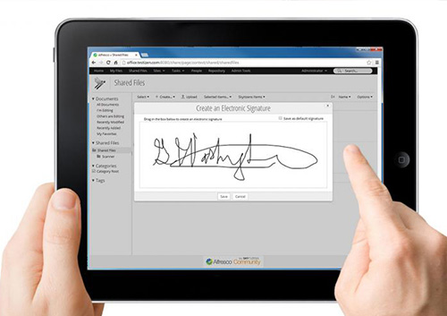 Top 5 Electronic Signature Creators