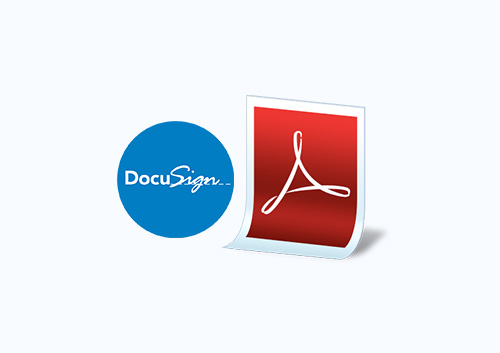 how to sign pdf with docusign. Black Bedroom Furniture Sets. Home Design Ideas
