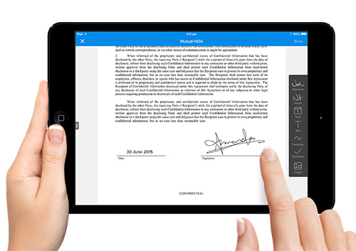 What Is an Electronic Signature and Its Benefits