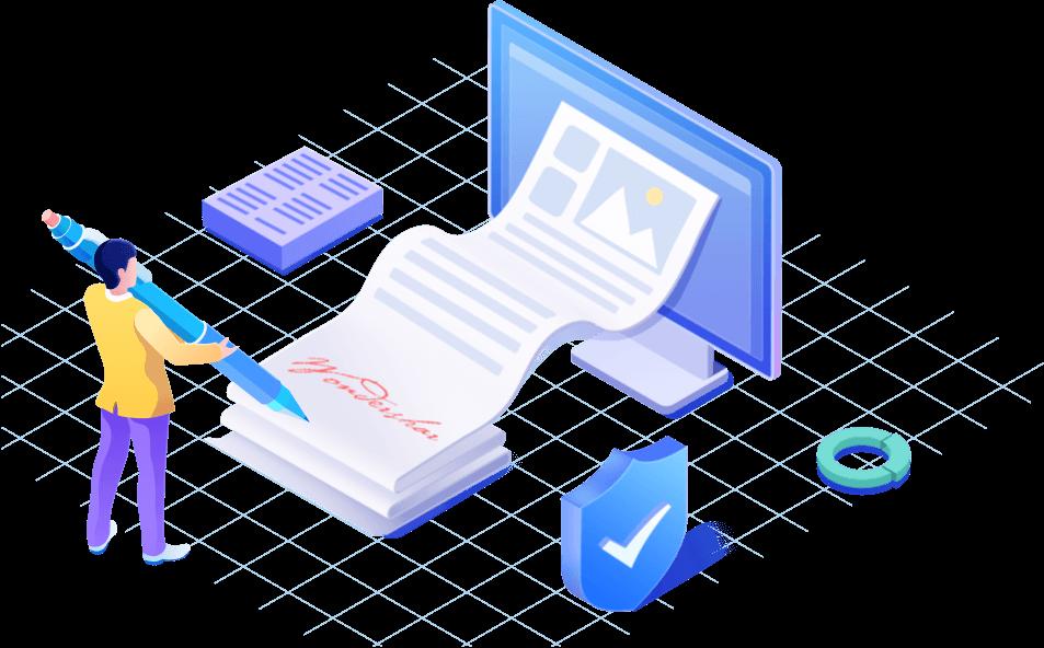 secure signature online