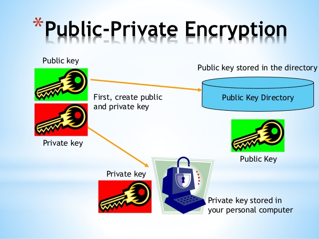 a look at public key encryption as the process of disguising information Public key cryptography is what makes secure transactions on the internet possible obviously, computers don't exchange information with beans in plastic cups they use data (numbers mostly) and the methods of encryption use some math, which we will see in a later lesson.