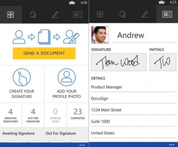 Top 3 PDF Signature Apps to Sign PDF