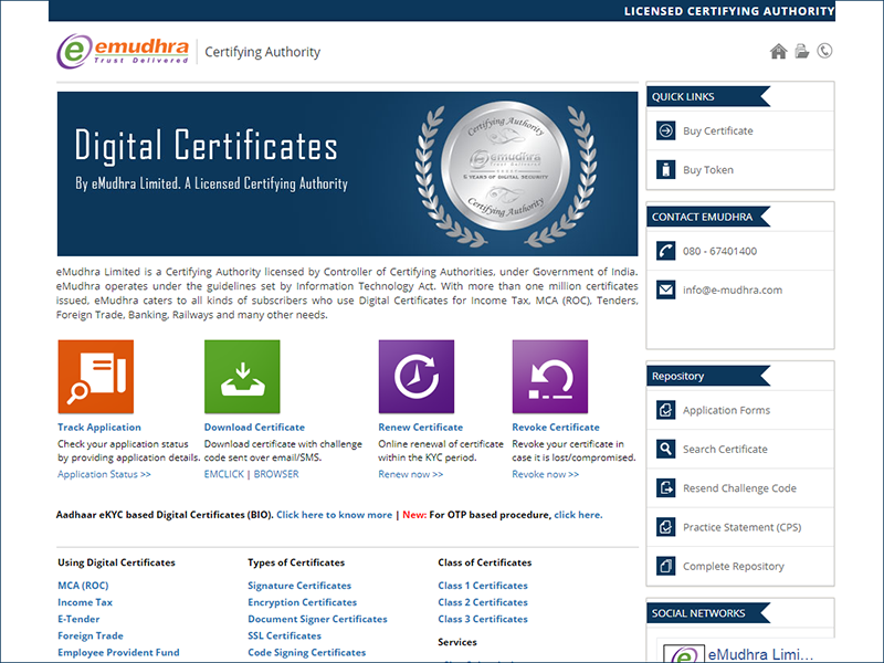 Top 6 Popular Digital Signature Poviders You Can't Miss
