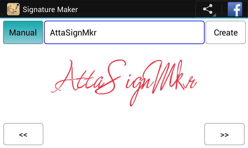 website signature maker