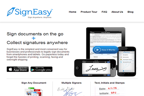 signeasy vs docusign