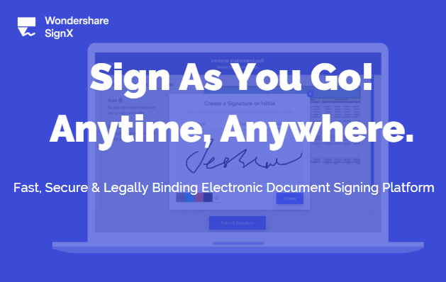 how to put signature on pdf